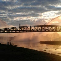 Photo taken at RiverScape MetroPark by P J. on 8/21/2012