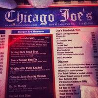 Photo taken at Chicago Joe's by Randy E. on 8/9/2012