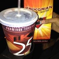 Photo taken at Krikorian Premiere Theaters by Amiena on 8/12/2012