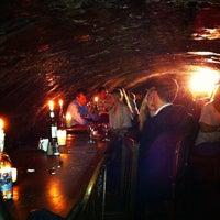 Photo taken at Gordon's Wine Bar by Romain D. on 4/19/2012