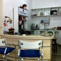 Photo taken at Hair Instituto De Beleza by Yorrany B. on 9/3/2012