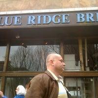 Photo taken at Blue Ridge Brewing Company by JimJam N. on 2/21/2012