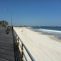 Photo taken at Beach 30th Street by Dan V. on 6/28/2012