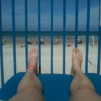 Photo taken at Daytona Beach Regency by Sarah B. on 4/28/2012