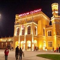 Снимок сделан в Wrocław Główny пользователем Damian W. 6/1/2012