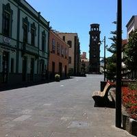 Photo taken at Plaza de la Concepción by Miguel Angel R. on 6/16/2012