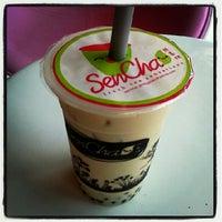 Photo taken at Sencha by Jennifer T. on 8/14/2012