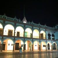 Foto tomada en Zócalo por Reitz R. el 4/25/2012