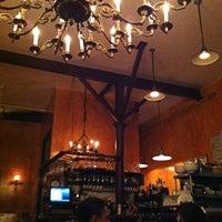 Photo taken at Cafe Henri - LIC by Patrick B. on 9/2/2012