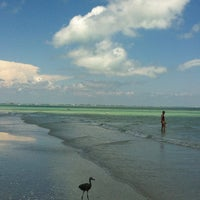 Photo taken at Sanibel Island by Franziska P. on 5/11/2012