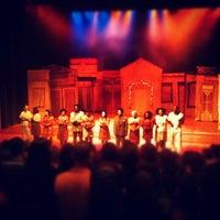 Photo taken at Teatro Sérgio Cardoso by Gus M. on 4/15/2012