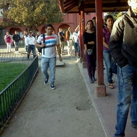 Photo taken at Corporacion Municipal de Puente Alto by texcia S. on 3/26/2012