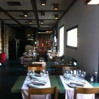 Photo taken at Restaurante Larruzz Bilbao by La Visita C. on 2/21/2012