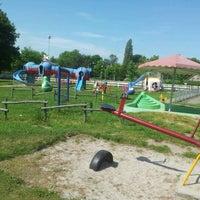 Photo taken at Kinderboerderij Van Horne Hoeve by Roger v. on 5/18/2012