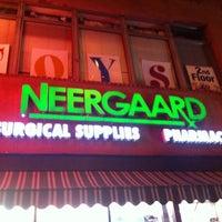 Photo taken at Neergaard Pharmacies by John H. on 3/23/2012