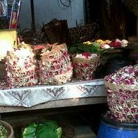 Photo taken at Pasar Kembang Randusari by Ines I. on 6/9/2012