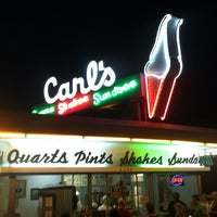 Photo taken at Carl's Ice Cream by Fred C. on 8/18/2012