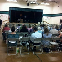 Photo taken at Butts Road Intermediate School by Bobby B. on 6/12/2012