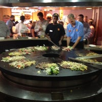 Photo taken at bd's Mongolian Grill by Thom N. on 8/23/2012