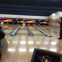 Photo taken at Місто Боулінг by Julia S. on 3/25/2012