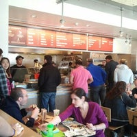 Photo taken at Chipotle Mexican Grill by Ken H. on 4/7/2012