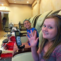 Photo taken at LA Nails by Beth B. on 6/15/2012