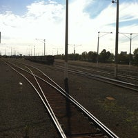 Photo taken at North Geelong Rail Yard by Henry O. on 4/14/2012