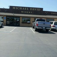 Photo taken at Michael David Winery by Fe I. on 4/28/2012