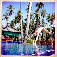 Photo taken at Lipa Bay Resort by Jorge T. on 8/5/2012