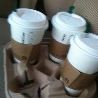 Photo taken at Starbucks by Nick S. on 4/6/2012