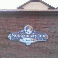 Photo taken at Montgomery Inn by Michael G. on 6/8/2012