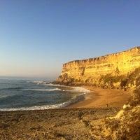 Foto tirada no(a) Praia da Foz por Mauro R. em 8/18/2012