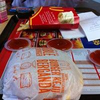 Photo taken at McDonald's by Lokman N. on 4/3/2012