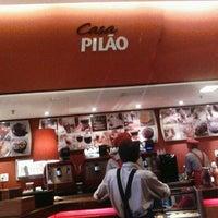 Photo taken at Casa Pilão by Clau T. on 5/19/2012