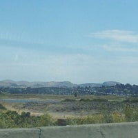 Photo taken at Mare Island Causeway Bridge by Andrea D. on 8/18/2012