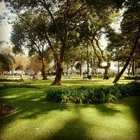 Foto tomada en Parque Combate de Abtao por Nicolás K. el 6/27/2012