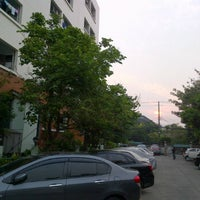 Photo taken at S Apartment by Chotprakorn P. on 3/25/2012