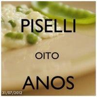 Photo taken at Piselli by Dudu P. on 8/1/2012