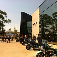 Photo taken at Wisconsin Harley-Davidson by Todd C. on 8/25/2012