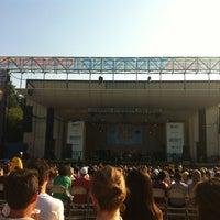 Photo prise au Petrillo Music Shell par Stephanie S. le7/12/2012