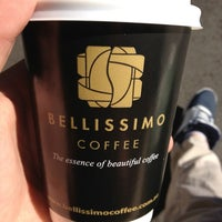 Photo taken at Bellissimo Coffee by Chris G. on 9/3/2012