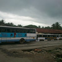 Photo taken at KSRTC Bus Station by Abdul H. on 7/25/2012