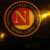 Photo taken at Bar Nosso Canto by Lourival J. on 4/3/2012