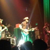 Foto tirada no(a) The Regency Ballroom por Spencer em 8/25/2012