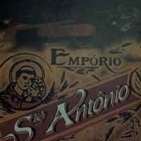 Photo taken at Empório Santo Antônio by RICARDO F. on 7/6/2012