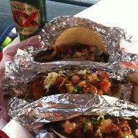 Photo taken at Las Palapas Taco Grill by Maritza on 2/29/2012