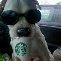 Photo taken at Starbucks by Cindy S. on 3/1/2012