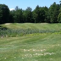 Photo taken at Point Sebago Golf Course by Wayne R. on 6/17/2012