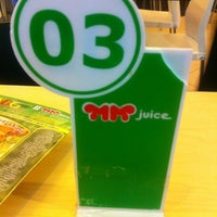 Photo taken at MM Juice, Lt 3 Mall Pekanbaru by Yuliank on 4/13/2012