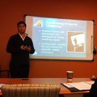 Photo taken at Contra Costa Association Of Realtors CCAR by Nick I. on 3/7/2012